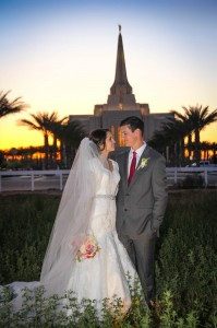 Gilbert AZ Temple Photographer