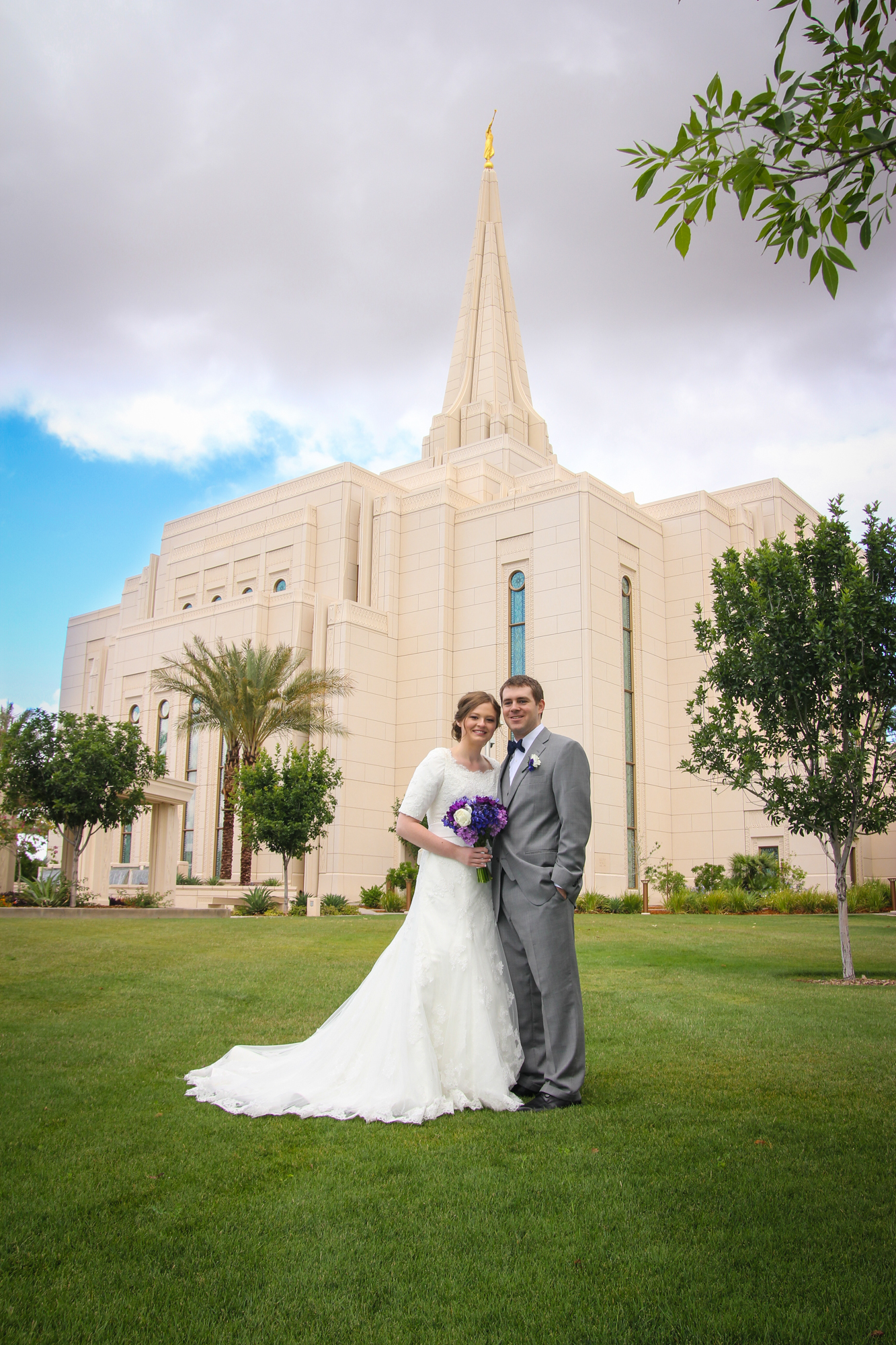 Gilbert Az Lds Temple Wedding Photos Mormonbride Com