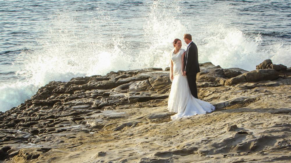 San Diego Temple Wedding Photos