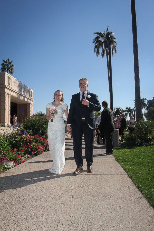 Mesa Temple Wedding Photography-1
