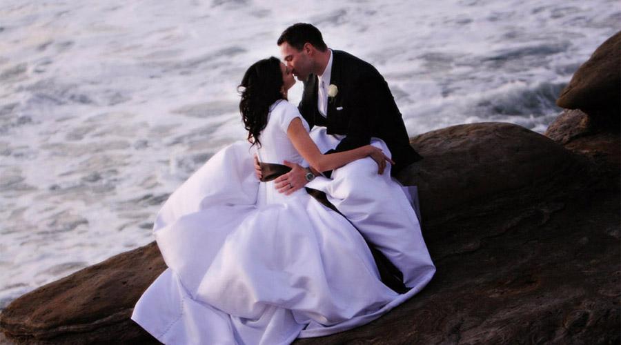 San Diego Temple Wedding Photographer